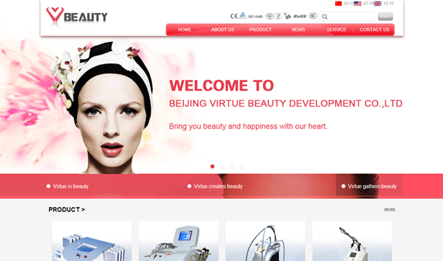 Beijing Virtue Beauty Development Co.Ltd,